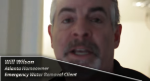 Emergency Water Removal in Atlanta, Call 866-971-5675