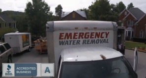 Emergency Water Removal vs. The Competition (Toll Free 24 Hours 866-971-5675)