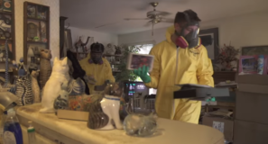 Poop DyNasty: The Return of the Hazmat Hoarder